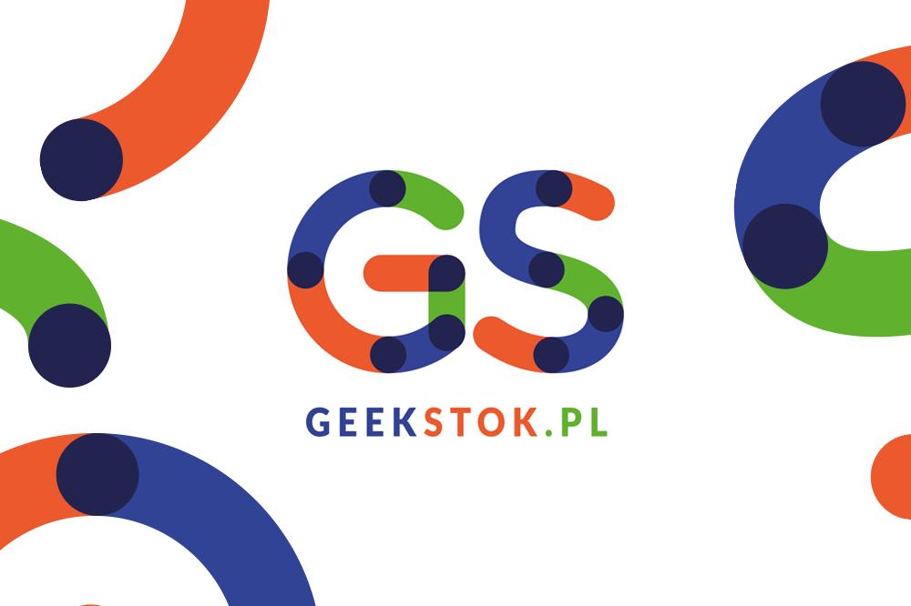 grafika: napis GS - geekstock.pl