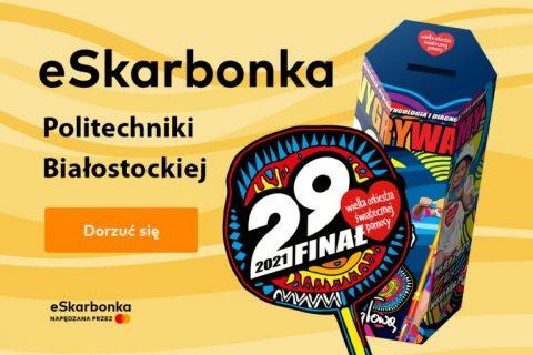 grafika. eskarbonka Politechniki Białostockiej