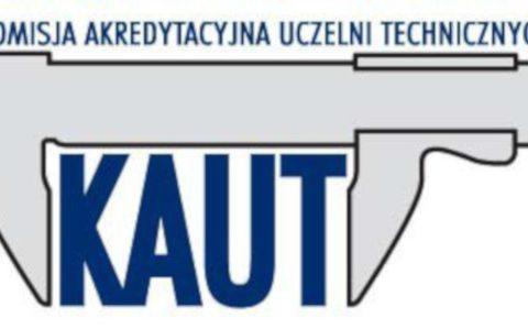 Logo Komisji Akredytacyjnej Uczelni Technicznych