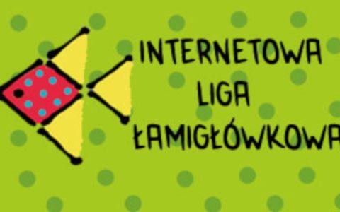 Plakat Internetowej ligi łamigłówkowej